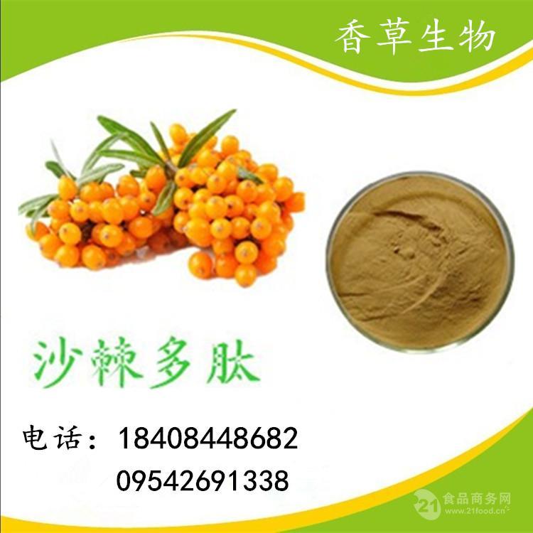沙棘多肽  沙棘活性肽 食品原料 宁夏香草生物 厂家现货 量大从优