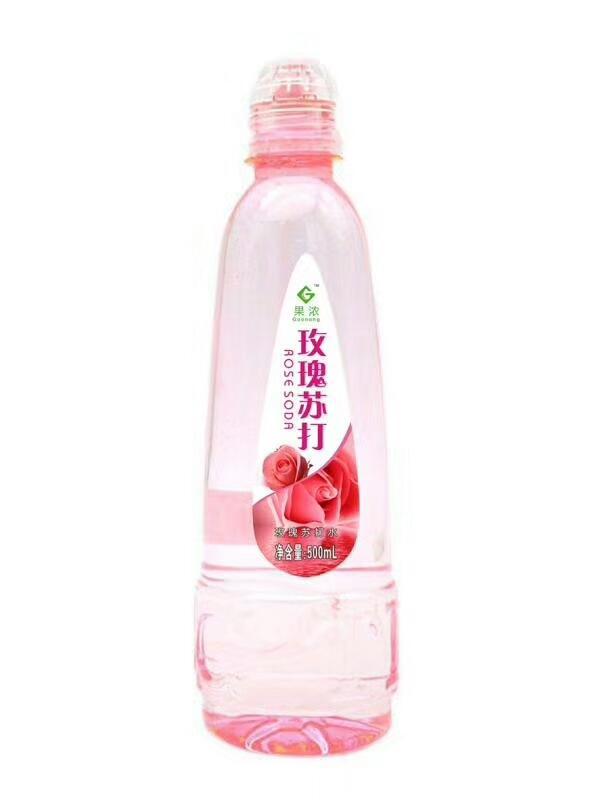 达利园玫瑰苏打水