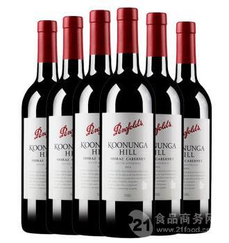 最新奔富系列【寇兰山】报价 优质奔富系列红酒 【行货】