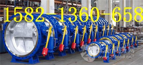 铸钢微阻缓闭消声蝶式止回阀DHH44X-10/16C DN600