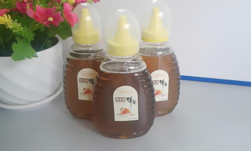 蜂蜜500g百花蜜自然产野生多花种纯天然土蜜