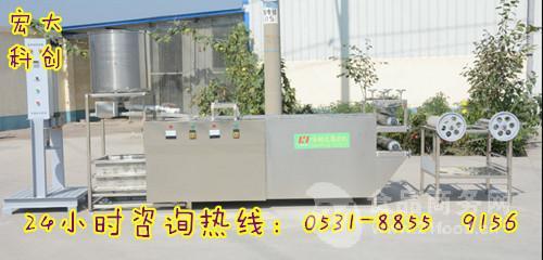 豆制品加工成套设备价格 做豆腐皮的机器多少钱一台