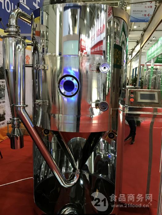 江西理工大学试验室液体中试LPG5高速离心喷雾干燥机设备