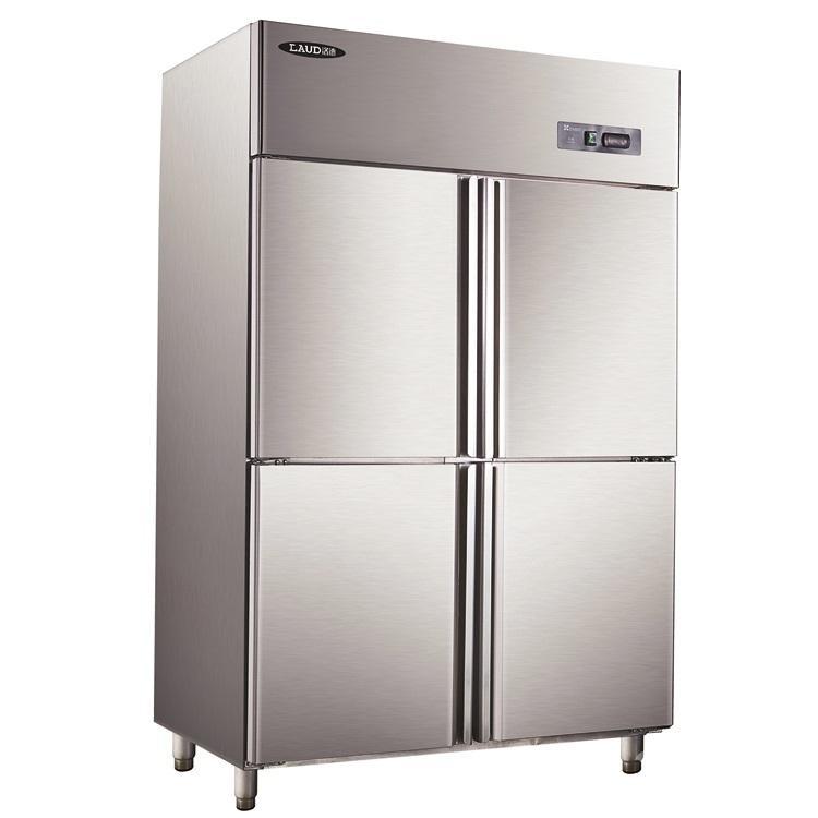 洛德四门冰箱 四门单温冷冻冰箱 QB1.0L4LD