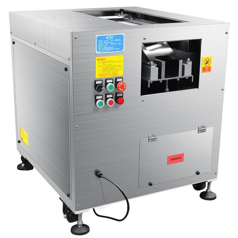机技术参数: 电源电压:220v(可订制380v) 额定功率:1000w 刀片:进口特