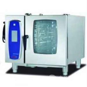 ?杰冠蒸烤箱EOA-61-AC 六盘蒸烤箱 全自动款
