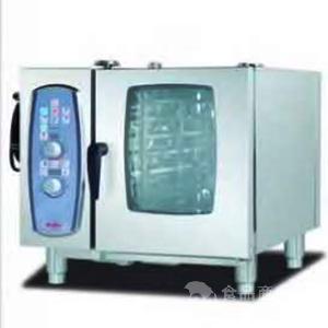 ?杰冠蒸烤箱EOA-61-CMP 六盘蒸烤箱 手动版