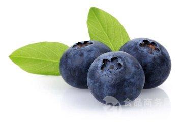 蓝莓果粉加工