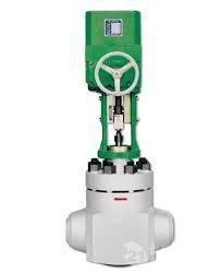 进口电动高压调节阀概述