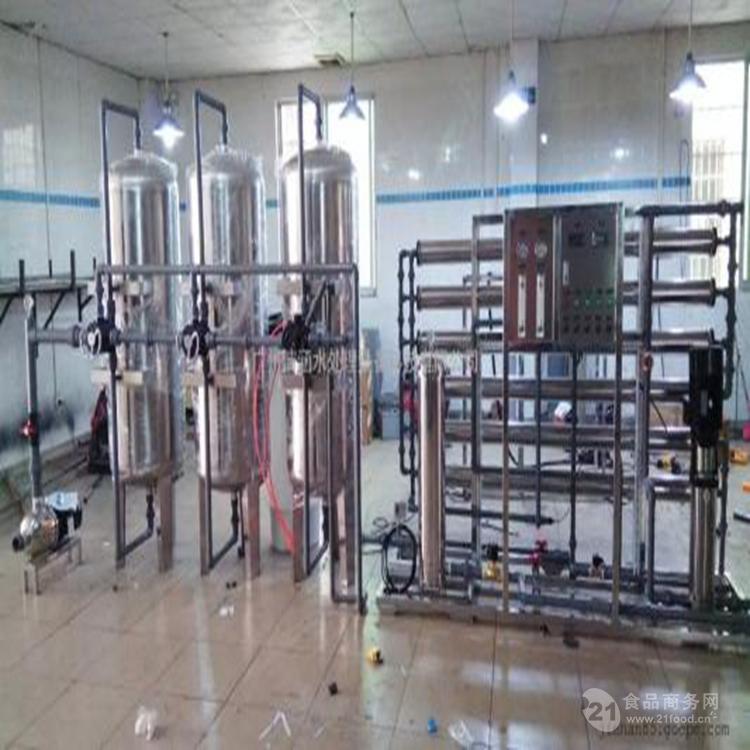 反渗透设备水处理设备农村饮用水设备纯净水设备去离子水处理