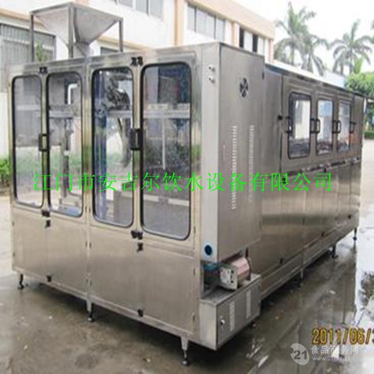 五加仑纯净水灌装机,桶装水设备,全自动灌装机械