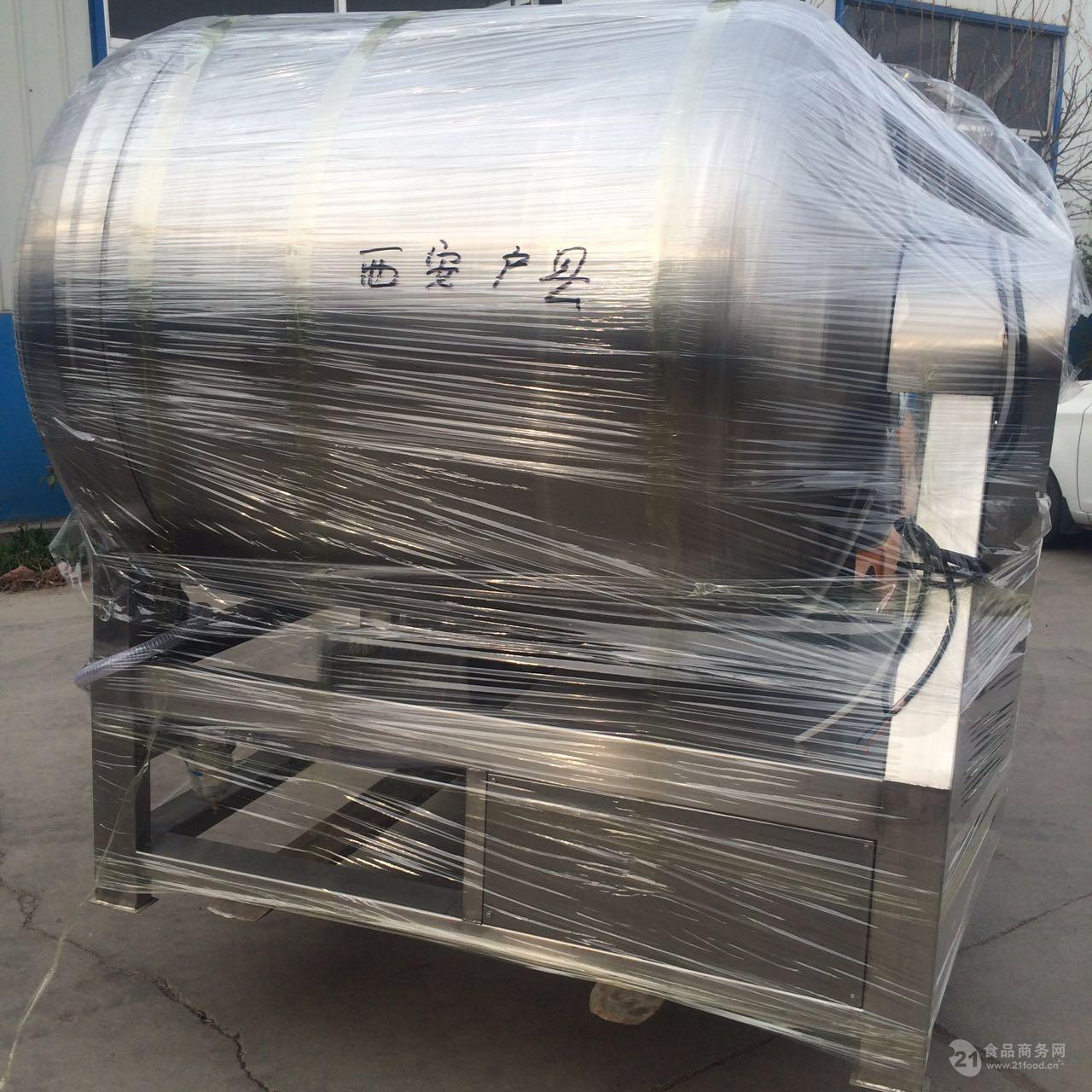 专业批发真空滚揉机设备,厂家直销肉制品深加工滚揉设备