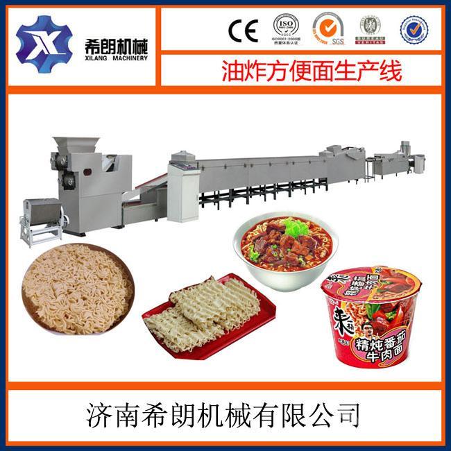 油炸膨化食品方便面生产机械
