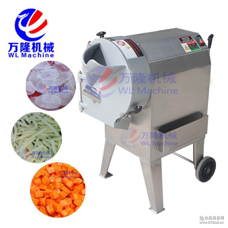 萝卜切丁机 瓜果切条机 qc-100 切土豆丝机