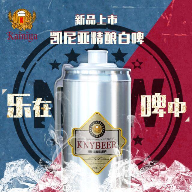 桶装啤酒 精酿啤酒  白啤啤酒厂家