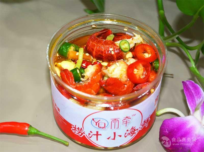 雨牵捞汁小海鲜加盟,共享麻辣鲜香好味道的小海鲜项目