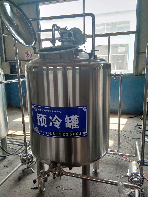 再就是可以加我 巴氏杀菌罐结构及性能: 1,罐体采用优质sus304/316l
