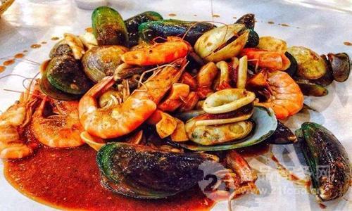 开一家79号渔船海鲜主题餐厅加盟费多少钱