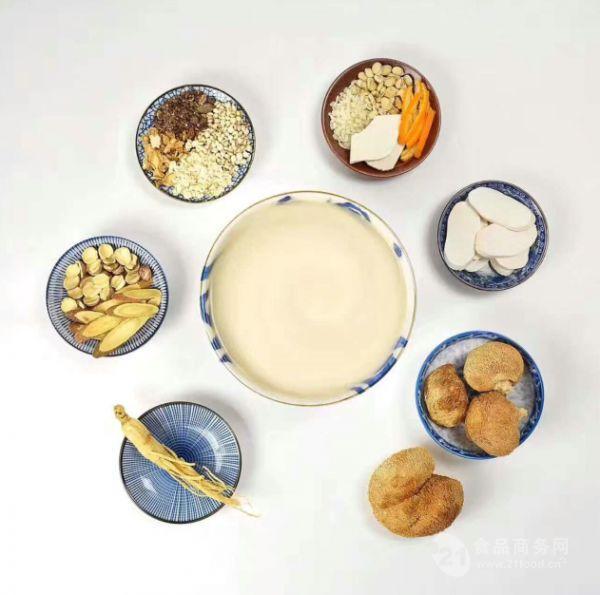 早餐谷物粉加工设备