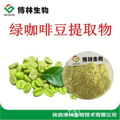 绿咖啡豆提取物 绿原酸50%