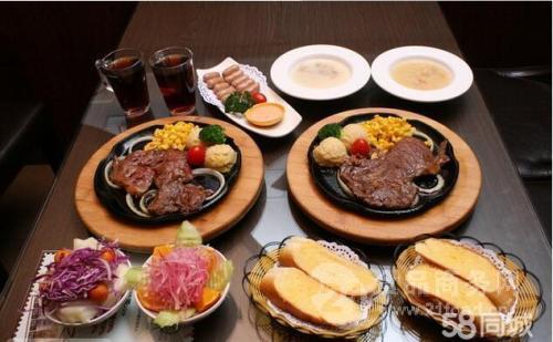 菲罗牛排主题自助西餐厅加盟费多少钱
