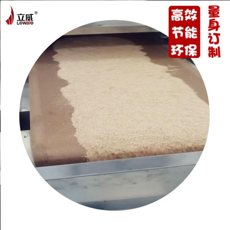 山东小麦胚芽微波熟化设备