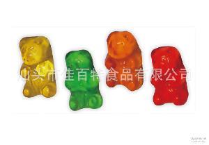 水果味软糖 充气型 凝胶型 QQ糖 橡皮糖