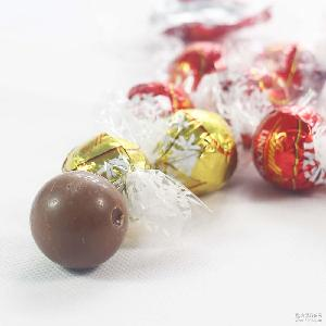喜糖 休闲零食 代工瑞士莲 婚庆礼品 批发 食品 软心巧克力散装