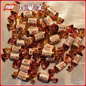 厂家直销韩风软怡巧克力 批发手工巧克力喜糖巧克力零食糖果代发