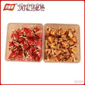 厂家直销美味果仁巧克力夹心花生味 婚庆喜糖专用儿童零食2kg批发