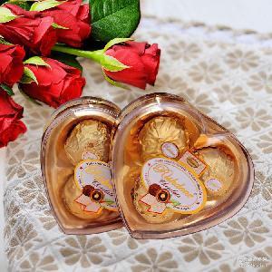 T3粒瑞诗丹莲礼盒结婚喜糖糖果情人节金莎巧克力散装批发