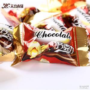 杏仁巧克力 小*果仁酱巧克力 意芙 2500g 休闲食品 散装巧克力