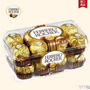 榛果威化巧克力 3粒装巧克力 情人节礼物