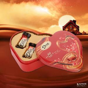 批发供应礼盒装德芙婚庆巧克力 结婚喜庆糖果德芙巧克力
