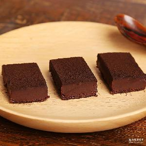 进口原料纯可可脂巧克力零食礼盒 furniss芬妮原味生巧克力 150g
