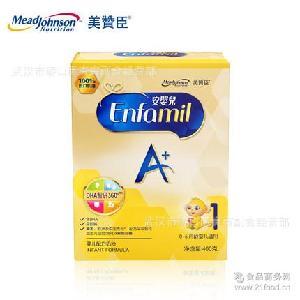 安婴儿A+婴幼儿配方婴儿奶粉 400g 新品 1段 美赞臣奶粉