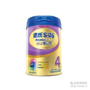 惠氏金装旗舰版4段900g婴幼儿配方牛奶粉