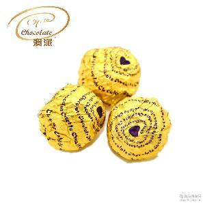 休闲零食婚庆 喜糖包邮 厂家批发 Alies散装榛子夹心巧克力