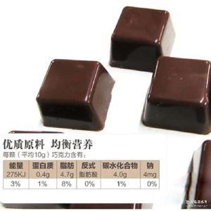 450粒薄荷牛奶夹心巧克力喜庆糖果情人节礼物批发 热销2000克