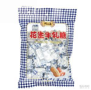 马大姐花生牛轧糖227g 原味纯手工奶糖休闲零食软糖果批发