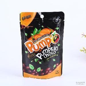南瓜籽代可可脂烘焙巧克力豆 泰国进口巧克力豆 35g/袋休闲零食