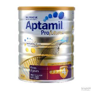 澳洲新西兰代购Aptami爱美白金版4四段2岁以上婴幼儿奶粉900g