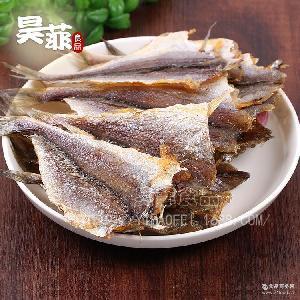 生晒咸鱼干野生特产干货海鲜 山东特产调味黄花鱼干 去头小黄花