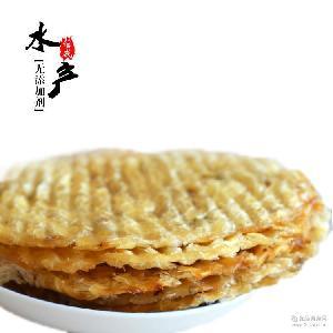 一斤真空 烤鱼片 海鲜干货 厂家一件批发 马面鱼片