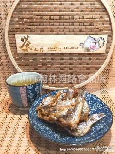 闽南特产 带骨黄花鱼片厂家直销批发休闲食品干货鱼干鱼丝