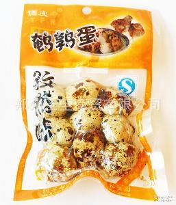 休闲零食100g 鹌鹑蛋鹑蛋 农家自产