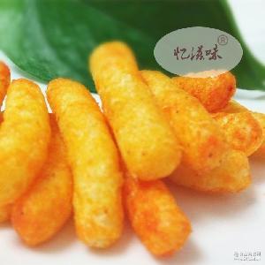 箱麻辣味膨化食品 粗粮锅巴5KG 零食厂家直销淘宝热销
