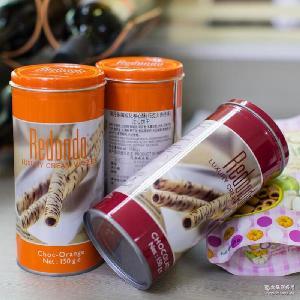 进口饼干好吃美味饼干 早餐注心饼干 瑞丹多牌威化卷芯酥注心饼干