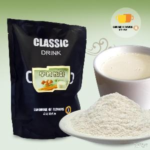 花之语早餐饮料 早餐奶豆奶豆浆牛奶系列 三合一速溶固体冲饮