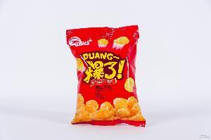 零食特傲球形爆米花28g*120包休闲食品膨化批发热销爆款 买满包邮